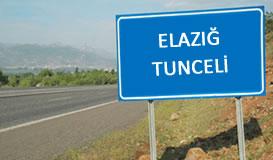 Elazığ - Tunceli
