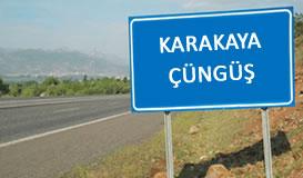 Karakaya - Çüngüş Enh.