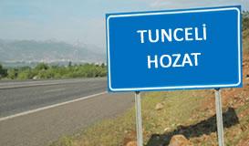 Tunceli - Hozat Köyleri AG - OG