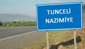 Tunceli - Nazimiye Köyleri AG - OG